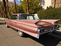 1961 Cadillac four window Sedan Deville Flat top rear.jpg