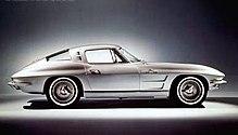 Corvette Stingray  Year on 1963 Corvette Sting Ray Coupe