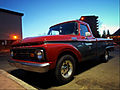1964 Mercury M-100 pickup truck (8456227974).jpg