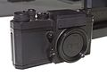 1971 Nikon Photomic FTn NASA Modified (body) 2012 CP+.jpg