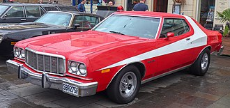 Starsky & Hutch - Image: 1976 Ford Gran Torino (Starsky and Hutch) 5.7