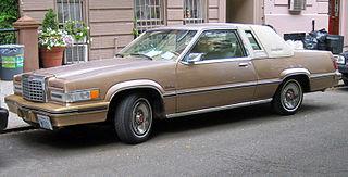 Ford Thunderbird (eighth generation) Motor vehicle
