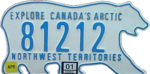 1986 Northwest Territories license plate 81212.png