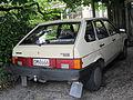 1989 Lada Samara 1500S Hatchback (7312673896).jpg