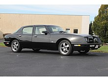 1991 Avanti four-door sedan : avanti door - pezcame.com