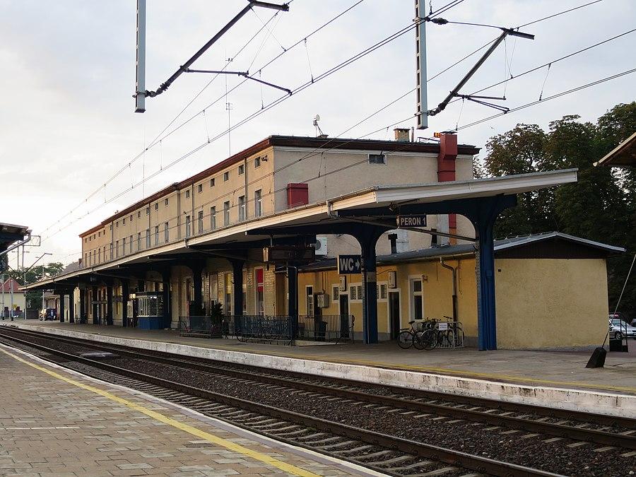 Stargard railway station