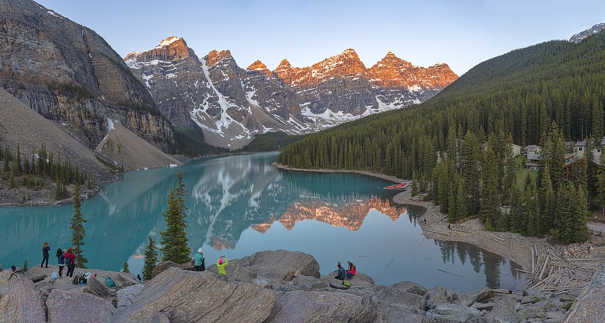 Moraine Lake Wikipedia
