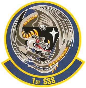 1st Space Surveillance Squadron - Image: 1st Space Surveillance Squadron