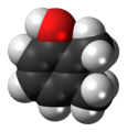 2,3-Xylenol-3D-spacefill.png
