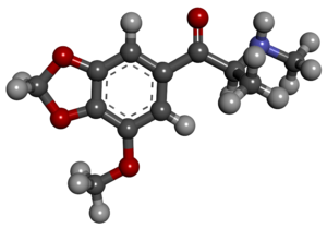 5-Methoxymethylone - Image: 2 a 1mp bk mmdma web