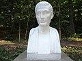 2. Бюст Арістотеля, (парк «Софіївка»), Умань.JPG