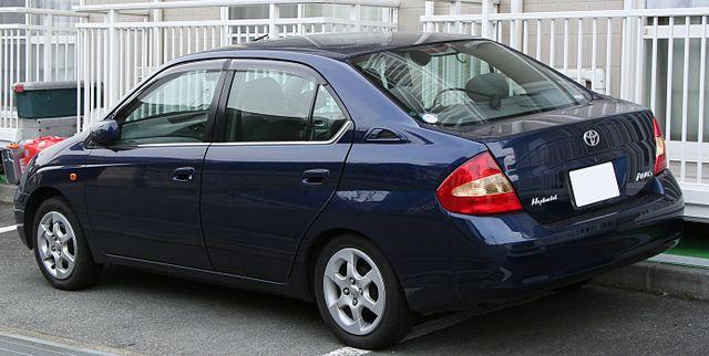 Toyota Prius (NHW11)