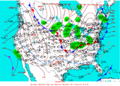 2003-02-11 Surface Weather Map NOAA.png