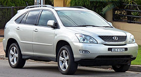 2004 2005 Lexus Rx 330 Mcu38r Sports Luxury Wagon 03 Jpg