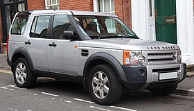 Land Rover Discovery Sport For Sale >> Land Rover Discovery - Wikipedia