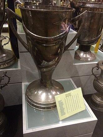 2006–07 Süper Lig - Cup in Fenerbahçe Museum