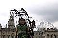 2006-05-07 - United Kingdom - England - London - The Sultan's Elephant - Horse Guards Parade - Londo 4888883438.jpg