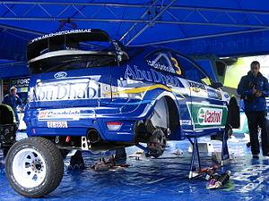 2007 Rally Finland preparations 11.JPG