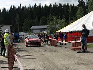 2007 Rally Finland shakedown 31.JPG