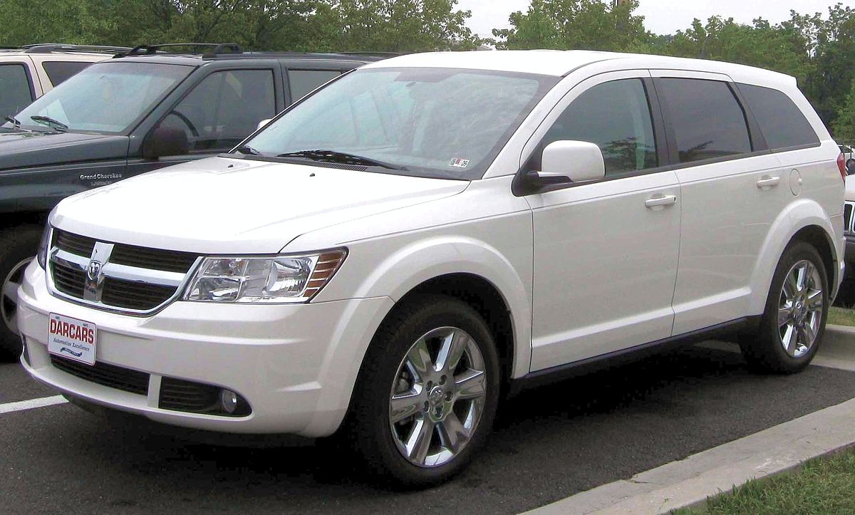 dodge journey � wikipedia