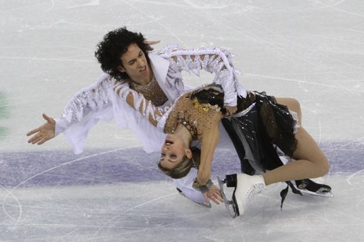 2010 Olympics Figure Skating Dance - Tanith BELBIN - Benjamin AGOSTO - 7413A