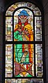 2011-02-26 Augsburg 039 Dom Unserer Lieben Frau, Buntglasfenster, Prophet Jonas (5482937894).jpg