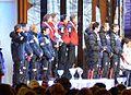 2011-02-27 - WCH 2011 Skijumping NH - Team - Podium.jpg
