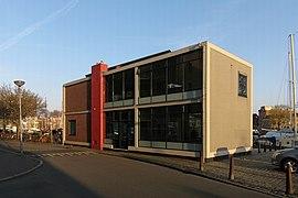 20120328 Oosterkade 1 (vm kantoor Graanhandel Elevator Mij) Groningen NL.jpg