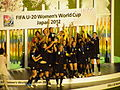 2012 FIFA U-20 Women's World Cup Champions 20.JPG