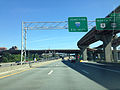 2013-08-25 10 43 18 View north along Interstate 787 in Albany, New York at Exit 4.jpg