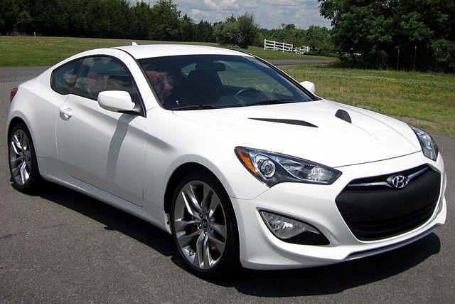 Hyundai Genesis R Spec Used Cars