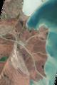 2013 satellite image of the Danube Delta.tif