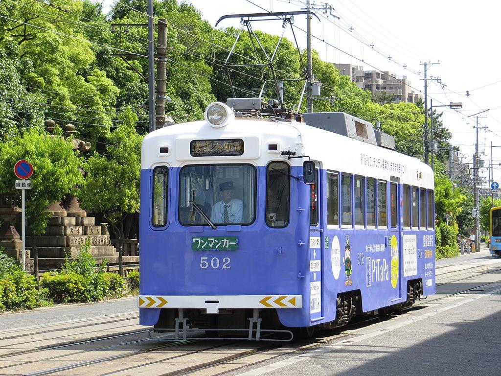2014年5月の阪堺電車 - Hankai Tramway in May 2014 -c