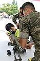 2014.7.12. 해병대사령부, 군산, 장항, 이지지구 행사 12th, juiy, 2014. Memory day of battle in Gunsan janghang lri area (14676865795).jpg