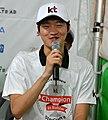 2014 시즌 우승팀 'KT 롤스터' 공동 인터뷰 (김대엽 선수).jpg