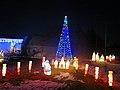 2014 Cherrywood Christmas Lights - panoramio.jpg