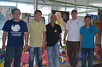 2014 Waray Wikipedia Edit-a-thon 34.JPG