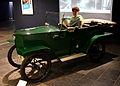 2015-02-10 Ausstellung Hannover aufgeladen, Elektromobilität ... Historisches Museum Hannover, (161)a Hawa 40 Volt Elektro-Kleinwagen.jpg