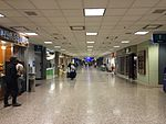 2015-04-13 23 46 18 View down Concourse C towards Terminal 2 at Salt Lake City International Airport, Utah.jpg