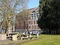 20150312 Maastricht; Conservatorium seen from garden of Jezuietenklooster at Tongersestraat 02.jpg