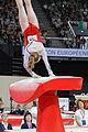 2015 European Artistic Gymnastics Championships - Vault - Camille Bahl 03.jpg