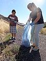 2015 National Public Lands Day at Douglas Creek Canyon, Washington (21269407923).jpg