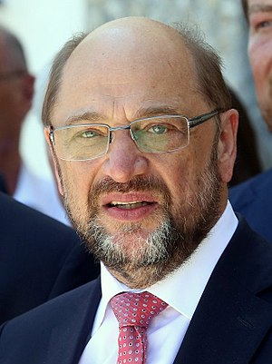 German federal election, 2017 - Image: 2017 07 21 Martin Schulz 0789