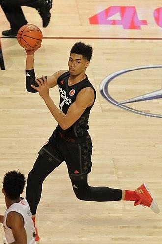 2017–18 Southeastern Conference men's basketball season - Nick Richards, Kentucky