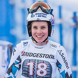 2017 Audi FIS Ski Weltcup Garmisch-Partenkirchen Damen - Nicole Schmidhofer - by 2eight - 8SC9968.jpg