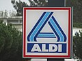 2018-03-02 Sign, Aldi supermarket, Albufeira.JPG