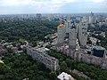 2018-07-10 Aerial view of Henerala Shapovala Street, Kyiv.jpg