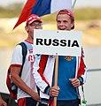 2018-08-07 World Rowing Junior Championships (Opening Ceremony) by Sandro Halank–107.jpg