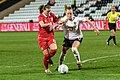20180405 FIFA Women's World Cup Qualification AUT-SRB Mijatovic Kirchberger 850 6726.jpg