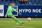 20180912 UEFA Women's Champions League 2019 SKN - PSG Hilde Gunn Olsen 850 5095.jpg